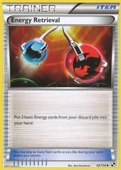 Energy Retrieval - 92/114 - Uncommon