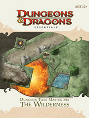 Dungeon Tiles Master Set: The Wilderness