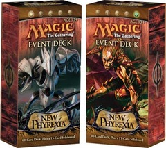 New Phyrexia Event Deck - Set of Two on Channel Fireball