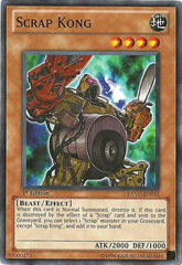 Scrap Kong - EXVC-EN032 - Common - 1st Edition