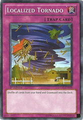 Localized Tornado - EXVC-EN079 - Common - 1st Edition