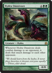 Hydra Omnivore on Channel Fireball