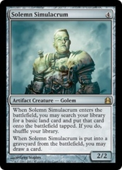 Solemn Simulacrum on Channel Fireball