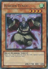 Reborn Tengu - EXVC-ENSP1 - Ultra Rare - Limited Edition on Channel Fireball