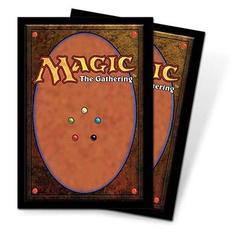 Magic Card Back Oversized Deck Protectors 25ct