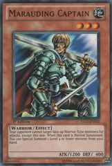 Marauding Captain - YS11-EN015 - Common - 1st Edition