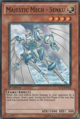 Majestic Mech - Senku - YS11-EN016 - Common - 1st Edition