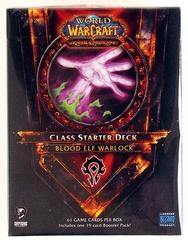 2011 Class Starter Deck Horde Blood Elf Warlock