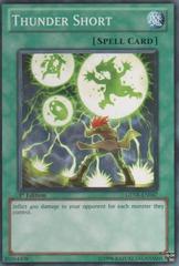 Thunder Short - GENF-EN047 - Common - 1st Edition