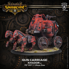 Gun Carriage