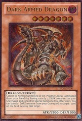 Dark Armed Dragon - TU06-EN000 - Ultimate Rare - Promo Edition