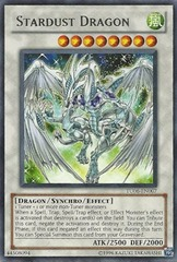 Stardust Dragon - TU06-EN007 - Rare - Promo Edition on Channel Fireball