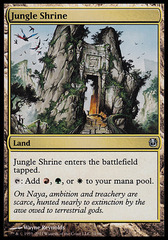 Jungle Shrine on Channel Fireball