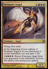 Firemane Angel on Channel Fireball