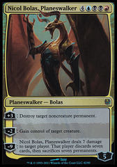 Nicol Bolas, Planeswalker on Ideal808