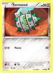 Ferroseed - 71/98 - Common