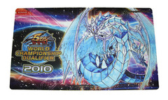 2010 Top 32 Brionac, Ice Barrier Dragon Playmat