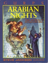 GURPS Arabian Nights