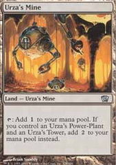 Urza's Mine - Foil on Channel Fireball