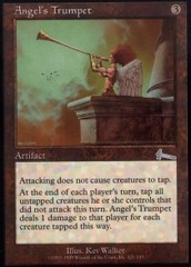 Angel's Trumpet - Foil on Channel Fireball