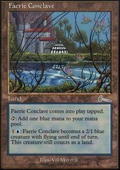 Faerie Conclave - Foil on Ideal808