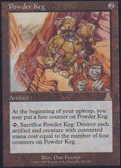 Powder Keg - Foil on Channel Fireball