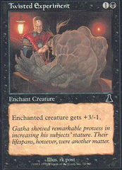 Twisted Experiment - Foil