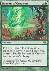 Beacon of Creation - Foil on Channel Fireball