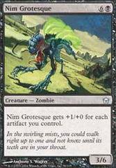 Nim Grotesque - Foil