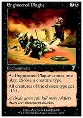 Engineered Plague - Foil