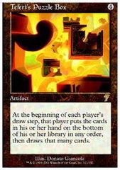 Teferi's Puzzle Box - Foil on Channel Fireball