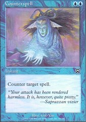 Counterspell - Foil on Channel Fireball