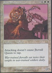 Jhovall Queen - Foil