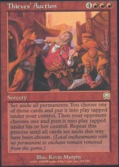 Thieves' Auction - Foil