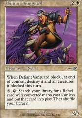 Defiant Vanguard - Foil