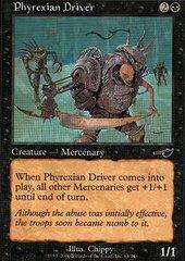 Phyrexian Driver - Foil