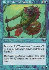 Rootwater Commando - Foil