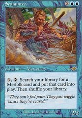 Seahunter - Foil on Channel Fireball