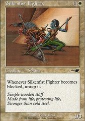 Silkenfist Fighter - Foil