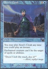 Alexi's Cloak - Foil on Channel Fireball