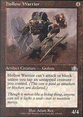 Hollow Warrior - Foil