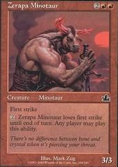Zerapa Minotaur - Foil