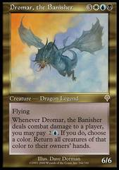 Dromar, the Banisher - Foil on Channel Fireball