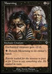 Mourning - Foil