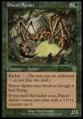 Pincer Spider - Foil