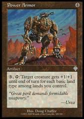 Power Armor - Foil