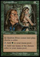 Quirion Elves - Foil