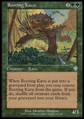 Rooting Kavu - Foil