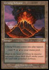 Urborg Volcano - Foil