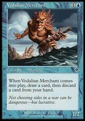Vodalian Merchant - Foil